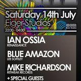 Blue Amazon @ Unite 14th July Vox Leeds
