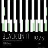 "2017.10.05 ""BLACK ON IT"" OSAMU M at BPM MUSIC BAR Part 1"
