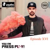 "YOU FM ""Press Play"" No. XVI by Cobus"