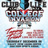 Live @ Tiesto's College Invasion Tour SAN DIEGO
