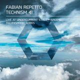 Technism 41  [ Fabian Repetto @ AREA 51, Undercurrent Stage, Mojave, Nevada ]
