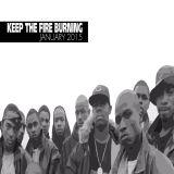 Keep The Fire Burning (January 2015 (90's hip hop)