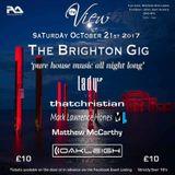 O a k l e i g h  set recorded live at 'The Brighton Gig' - Saturday October 21st