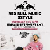 Countdown to Red Bull 3Style | Livestream @ P's & Q's w/ Matthew Law (9-2018)
