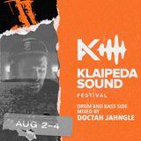 DOCTAH JAHNGLE Presents Klaipėda Sound Festival