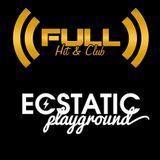 [PODCAST] Ecstatic Playground sur Full-Radios le 24 Mai 2015