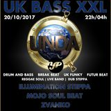 UNDA#32 PROMOT UK BASS XXL PARTY