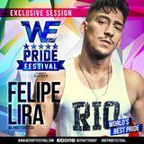 Dj Felipe Lira - We Pride Festival 2015 (promo Set)