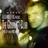 TGC022 Alexander Fog - The Gourmet Club - TOP10 September [Radio FG]