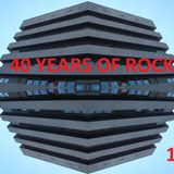 40 Years of rock Part 1 ( a )