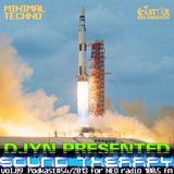 Djyn - Рresented - Sound Therapy vol. 89 (For Neo Radio 100.5 fm_Podkast#54)