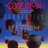 Vibes & Carl Cox - Obsession Summertime Mayhem - 28-05-93