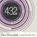 Paul Hazendonk at Dancefair (432.fm stage) February 2012