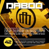 BASS TREK 42 with DJ Daboo on bassport.FM