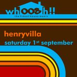 HenryVilla - Live On 'Whoosh!!', Onlyoldskool Radio 01.09.2012