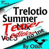 Promo Teaser intro Trelotio Summer Mix Afto Ine 2018 Vol.3 By Otio 2 edition