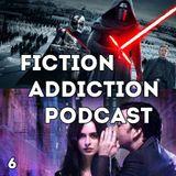Episode 006: Jessica Jones, Star Wars The Force Awakens
