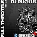DJ Ruckus - Full Throttle vol 2 (106.9FM)