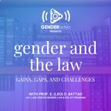 GENDERadyo: Gender and the Law Part 4