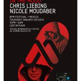 Chris Liebing @ The BPM Festival 2014 - In The Mood,Lost Avenue (10-01-14)