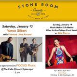SongPo Radio 2018 Ep 2 - Vance Gilbert and Stone Room Concerts