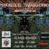 Psykia DJset @ Psychedelic Transcendence 20/06/15