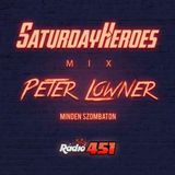 Peterlowner - Saturday Heroes @ Radio 451 (2017-03-18)