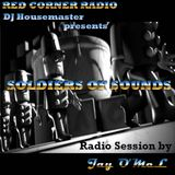 '' SOLDIERS OF SOUNDS '' Radio Session by Jay O'MeL