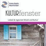 ((FRN)) KULTURFENSTER - Kangvolles &Textreiches -  Jan Hamann (Friedrich Jr.) & Lyrischem aus PT