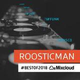 #BestOf2018 - Funk#Soul#Afro#Nu-Disco#Jazz by Roosticman