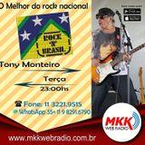 Programa Rock n Brasil N59 10.07.2018 Tony Monteiro