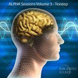 ALPHA Sessions Vol 3 - Texstep