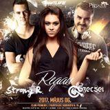2017.05.06. - NIGHTLIFE - Club Pegazus, Tiszatelek - Saturday