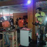 Spinning Party (Lunes 16-6-2014) Ft Sergio Araya (Spinning Instructor)