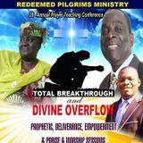 Total Breakthrough and Devine Overflow Jamaica