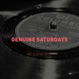 GENUINE SATURDAYS Podcast #095 - Supavibez