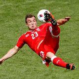 Switzerland - Poland 2nd half starring Petar 'The Cock' Vasilev