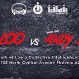 Kai Loo vs. Andy LippTrixx Live at T3chno Pool's The Sabbath, Phoenix, AZ March 2015
