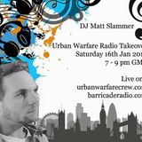 Matt Slammer - Takeover 16th January 2016