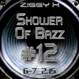 SHOWER OF BAZZ #12 (6-7_2.15)
