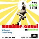 Sunshine Sound mix Vol.1 by DJ Sesqui