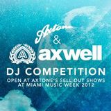 Axtone Presents Mix Competition