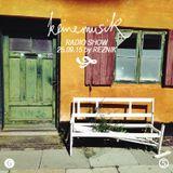 Keinemusik Radio Show by Reznik 25.09.2015