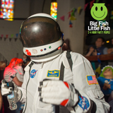 Spacey Space @ BFLF Intergalactic Planetary Melbourne 17.09.17