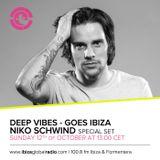 Deep Vibes - Guest Niko Schwind - 12.10.2014