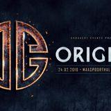 Diffused - Origins 2018 Warm Up Mix Part 3