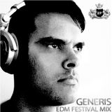 DJ GeneriS - 2014 EDM Festival Mix (June Part 1)