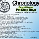 Chronology 21ago2012 (1er especial PSB)