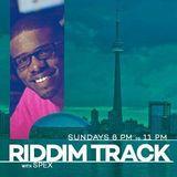 The Mega City Mixdown on The Riddim Track - Sunday August 14 2016