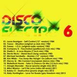 DISCO ELECTRO 6 - Various Original Artists [electro synth disco classics] 70s & 80s